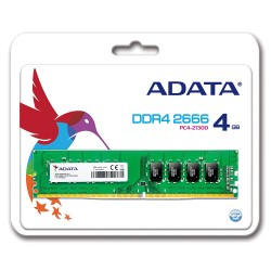ADATA 4GB DDR4 2666 Desktop Memory
