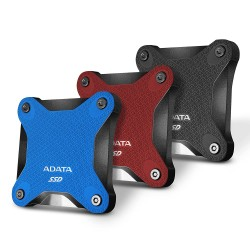 ADATA SD600Q 240GB Light Compact Portable External SSD Solid State Drive