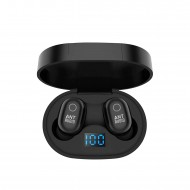 Ant Audio Wave Sports 721 Bluetooth Wireless Earphone TWS 5.0 Touch Control Earbuds with LED Charging Dock