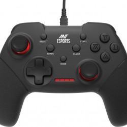 Ant Esports GP100 Controller Joysticks for PC (Windows 7/8/8.1/10) / PS3 / Andriod/Steam Gaming Wired Gamepad
