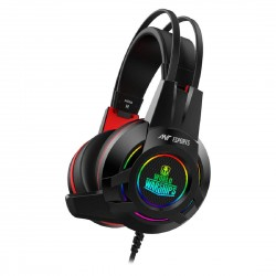 Ant Esports H550W RGB 7.1 USB Surround Sound Gaming Headset World of Warships Edition for PC Laptop