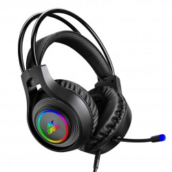 Ant Esports H570 7.1 USB Surround Sound RGB Wired Gaming Headset with Noise Cancelling Mic