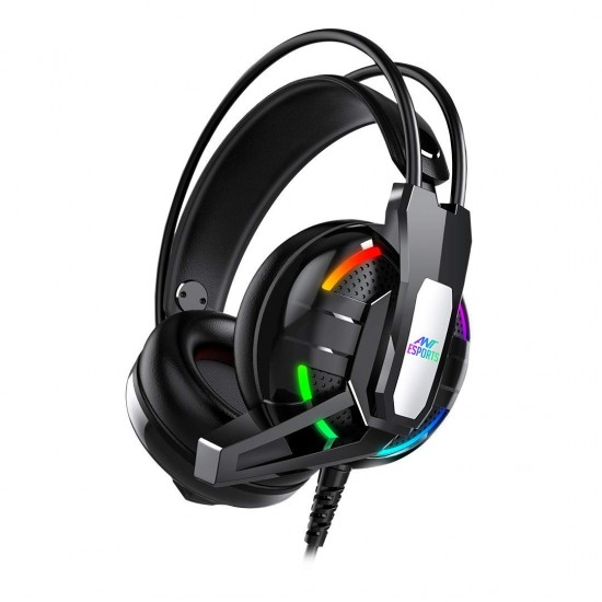 Ant Esports H630 - RGB Wired Gaming Headset