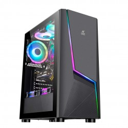 Ant Esports ICE-130AG Mid Tower Computer Case
