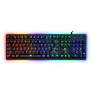 Ant Esports MK3000 Multicolour LED Backlit Wired Mechanical Gaming Keyboard