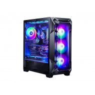Antec DF600 Flux Mid-Tower ATX Computer Cabinet/Gaming Case