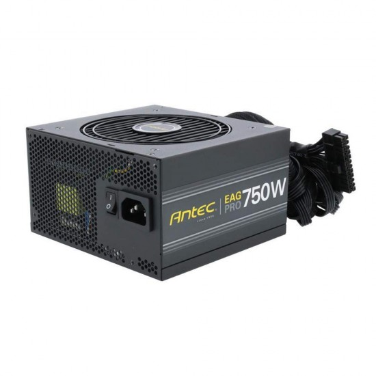 Antec EA750G 750 Watt Semi-Modular Gaming Power Supply