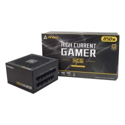 Antec HCG 850 Gold 80 Plus Gold Fully Modular Power Supply