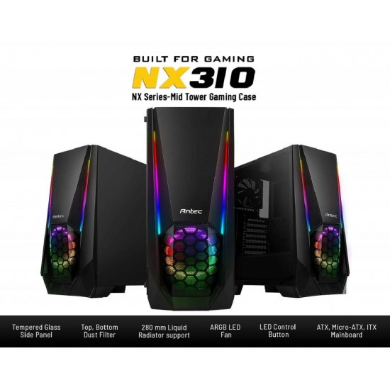 Antec NX310 Mid-Tower Case