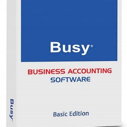 BUSY Accounting Software   Basic Edition   1 User