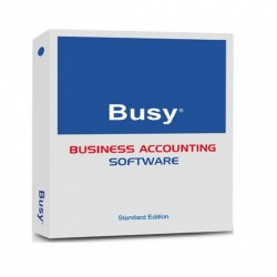 BUSY Accounting Software   Standard Edition   1 User