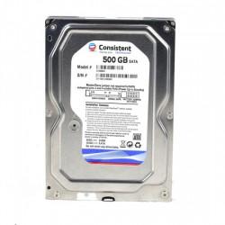 Consistent 500GB Hard Disk