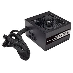 Corsair CX650M 650 Watt Power Supply