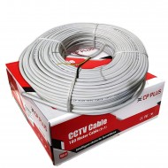 CP Plus 3+1 180 Meter Coaxial Cable