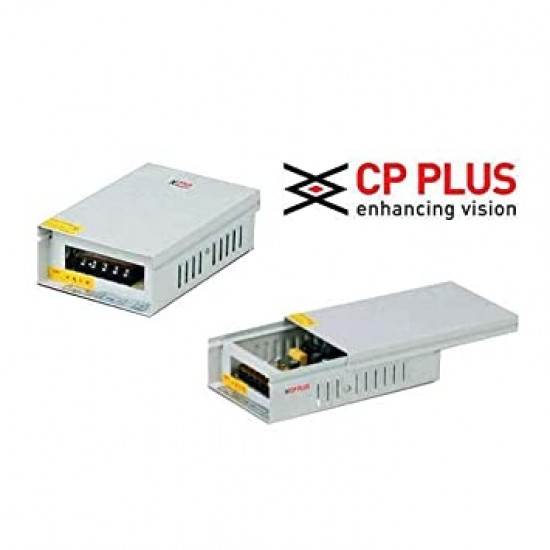 CP Plus 8 Channel SMPS CCTV Power Supply