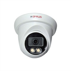 CP PLUS CP-GPC-D24L2-S Guard+ 2.4 MP Full HD Colorful View in Dark/Night Vision Indoor Dome Camera