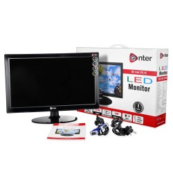 Enter 15.4 inch E-M16HA Full HD Monitor