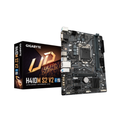 GIGABYTE H410M S2 | H410MS2-V2 Ultra Durable Motherboard