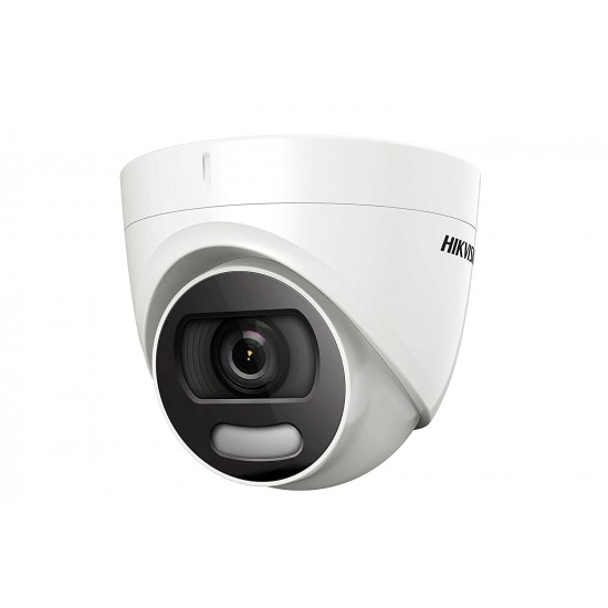 Hikvision DS-2CD1327G0-L 2MP IP ColorVu Fixed Turret Network Camera