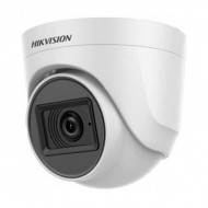 Hikvision DS-2CE76H0T-ITPFS 5MP In-Built Audio HD Dome Camera