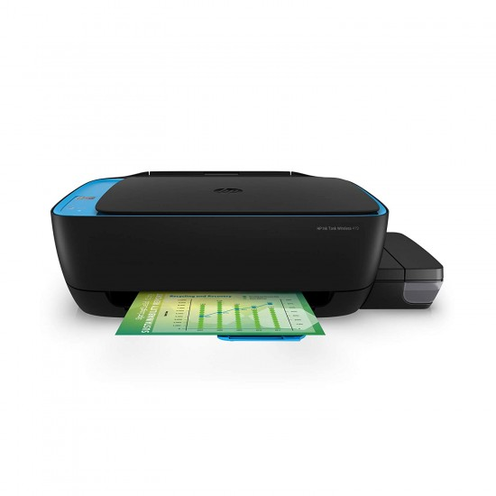 HP 419 All-in-One Wireless Ink Tank Color Printer