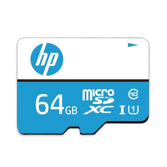HP 64GB Class 10 MicroSD Memory Card