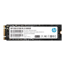 HP S700 M.2 2280 500GB Internal Solid State Drive