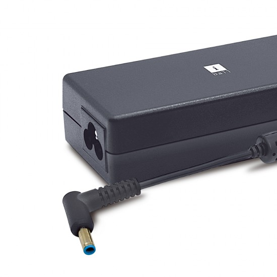 iBall 65W 19.5 / 3.33A (BLUE SMALL PIN) Laptop Adapter for HP