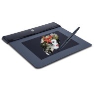 """iBall PD5548U Pen Digitizer 5.5"""" x 4"""" Graphic Tablet"""