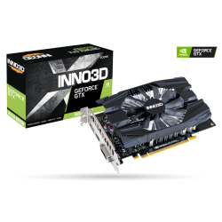 INNO3D GeForce GTX 1650 Super Compact Gaming Graphic Card