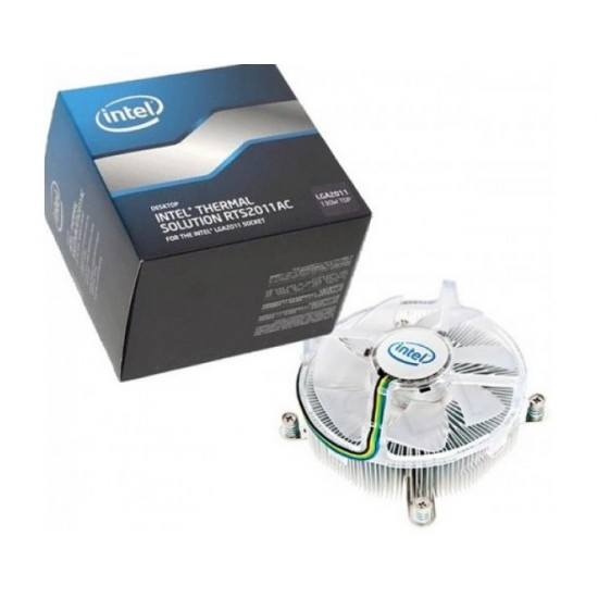 Intel RTS2011AC Air-Cooled LGA2011 Socket Cooler Fan