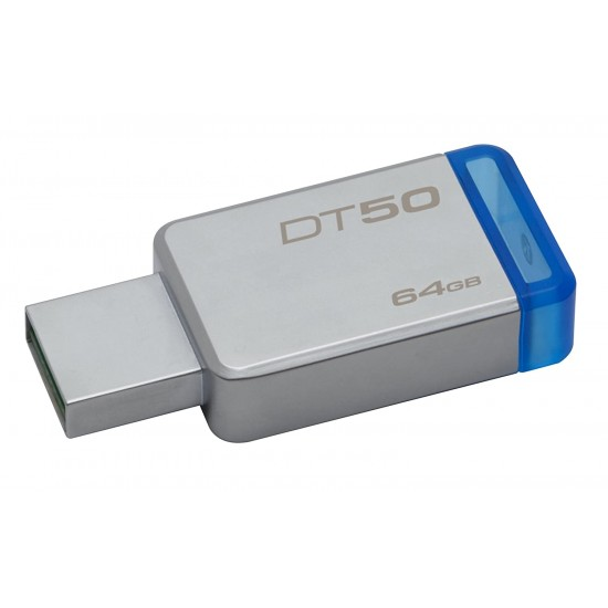 Kingston DataTraveler 64GB USB 3.0 Flash Drive