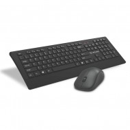 Lapcare Smartoo L999 Wireless Keyboard and Mouse Combo with Auto Sleep