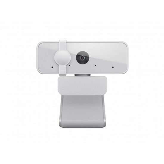 Lenovo 300 FHD Webcam with Full Stereo Dual Built-in mics