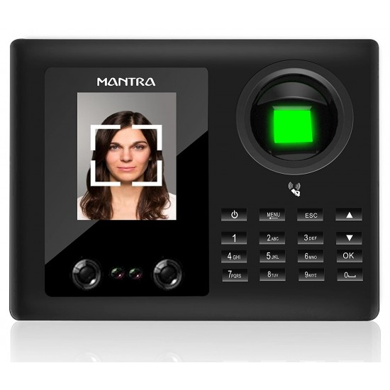 Mantra BioFace-MSD1KW Access Control