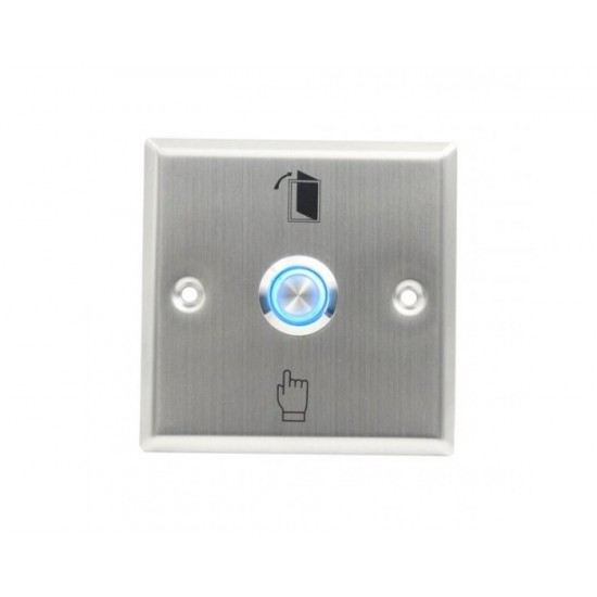 Metal Stainless Steel Exit Switch/Button