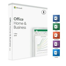 Microsoft Office Home and Business 2019 | 1 User Lifetime Validity