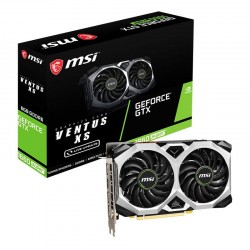 MSI GTX 1660 Super Ventus XS OC 6GB GDDR6 Gaming Graphic Card