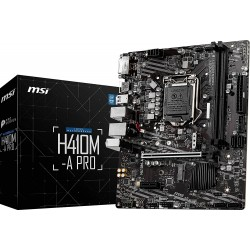 MSI H410M-A PRO ProSeries Motherboard