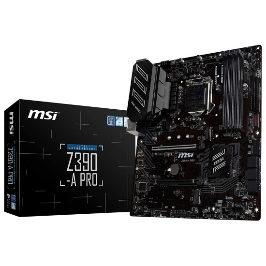 MSI Z390-A PRO Gaming Motherboard