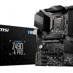 MSI Z490-A PRO ATX Gaming Motherboard