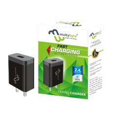 Multybyte Travel Charger With charging cable
