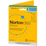 Norton 360 Deluxe | 3 Users 3 Year | Total Security