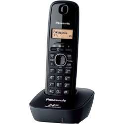 Panasonic Single Line 2.4 KX-TG3411SX Digital Cordless Phone