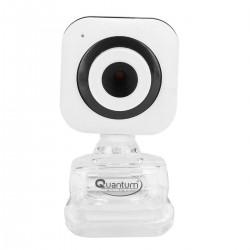 Quantum QHM495B 360 Degree Rotation PC HD Camera with Built-in Microphone USB Computer Camera Laptop Desktop Webcams
