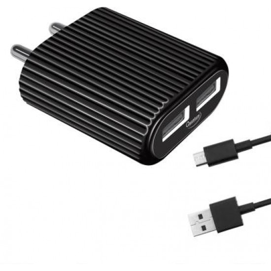 Quantum QWC-24211 2.4 A Multiport Mobile Charger