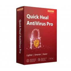 Quick Heal Antivirus Pro | 1 User 1 Year