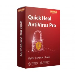 Quick Heal Antivirus Pro | 1 User 3 Year