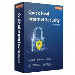Quick Heal Internet Security | 10 User 1 Year