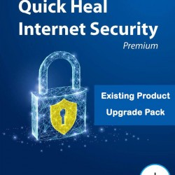 Quick Heal Internet Security Renewal | 1 User 3 Year